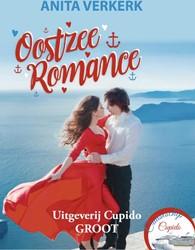 Oostzee romance -groteletter-editie Verkerk, Anita