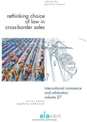 Rethinking Choice of Law in Cross-Border Moser, Gustavo