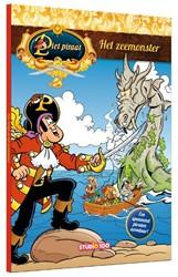 Piet Piraat : voorleesboek - Het zeemons Verhulst, Gert