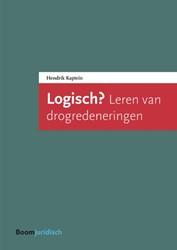 Boom Juridische studieboeken Logisch? Le Kaptein, Hendrik