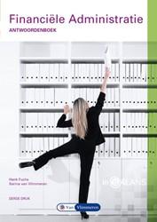 Financiele administratie Antwoordenboek -Antwoordenboek Fuchs, Henk