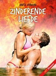 Zinderende liefde -groteletter-editie Verkerk, Anita
