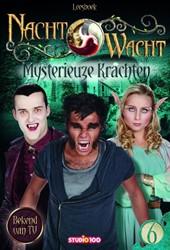 Nachtwacht : leesboek 6 - Mysterieuze Kr Verhulst, Gert