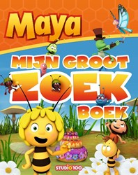 Maya : groot kijk- en zoekboek Verhulst, Gert