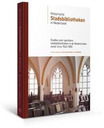 Bijdragen tot de Geschiedenis van de Ned -openbare stadsbibliotheken in de Noordelijke Nederlanden van