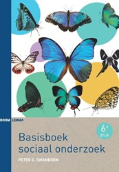 Basisboek sociaal onderzoek Swanborn, Peter G.
