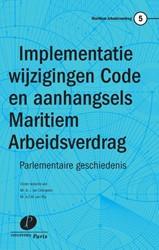 Maritiem Arbeidsverdrag 5 - Implementati -Parlementaire geschiedenis