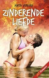 Zinderende liefde -Hot romance Verkerk, Anita