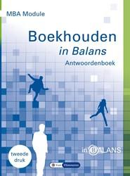 MBA Module Boekhouden in Balans Antwoord Fuchs, Henk