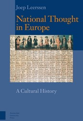 National Thought in Europe -A Cultural History Leerssen, Joep