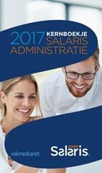 Kernboekje Salarisadministratie