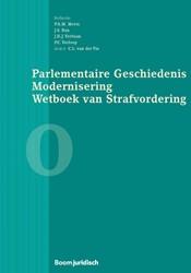 Parlementaire Geschiedenis Modernisering -contourennota