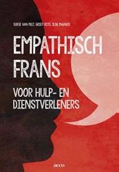 Empathisch Frans -voor hulp- en dienstverleners Pelt, Sofie Van
