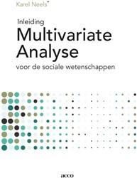 Inleidng Multivariate analyse -voor de sociale wetenschappen Neels, Karel