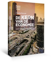 De Kern van de Economie onderbouw - teks -*KERN VAN DE ECONOMIE ONDERBOU W - TB Heertje, Dr. Arnold