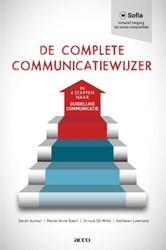 De complete communicatiewijzer -in 4 stappen naar duidelijke c ommunicatie Auman, Sarah