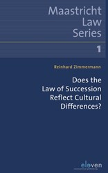 Does the Law of Succession Reflect Cultu Zimmermann, Reinhard