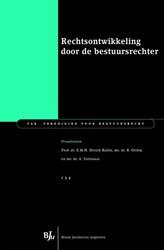 Rechtsontwikkeling door de bestuursrecht Hirsch Ballin, Ernst