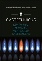 Gastechnicus -niet-premix, premix en ventila tor Decat, Marc