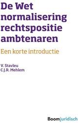 De wet normalisering rechtspositie ambte -een korte introductie Stavleu, V.