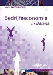Bedrijfseconomie in Balans vwo theoriebo Vlimmeren, Sarina van