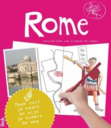 Draw Your Map Rome Bertus, Robin