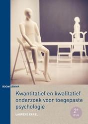 Kwantitatief en kwalitatief onderzoek vo -KWANTITATIEF EN KWALITATIEF ON DERZOEK Ekkel, Laurens
