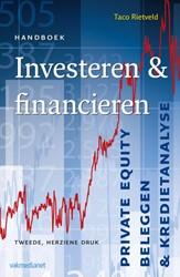 Handboek investeren & financieren -private equity, beleggen & dietanalyse Rietveld, Taco