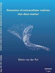 Detection of extracellular vesicles: siz Pol, Edwin van der