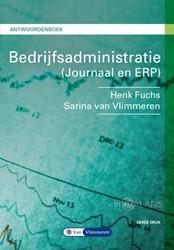 Bedrijfsadministratie -Journaal en ERP Fuchs, Henk