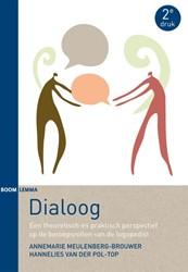 Dialoog -een theoretisch en praktisch p erspectief op de beroepsrollen Meulenberg-Brouwer, Annemarie