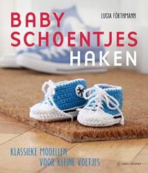Babyschoentjes haken -klassieke modellen voor kleine voetjes Forthmann, Lucia