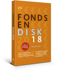 FondsenDisk 2018 -het meest complete overzicht v an Nederlandse vermogensfondse