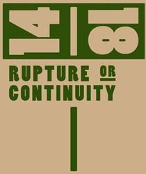14/18 - Rupture or Continuity -Belgian Art around World War I