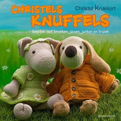 Christels knuffels -beesten met broeken, jassen, j urken en truien Krukkert, Christel