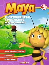 Maya : voorleesboek - 3 bijzzzonder span -3 bijzzzonder spannende avontu ren Verhulst, Gert