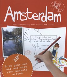 Draw your Map Amsterdam- English version -have a nice trip Bertus, Robin