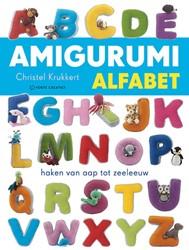 Amigurumi alfabet -haken van aap tot zeeleeuw Krukkert, Christel