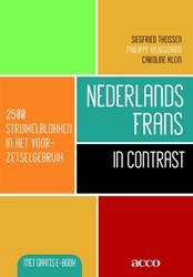 Nederlands-Frans in contrast -6000 struikelblokken in het vo orzetselgebruik Theissen, Siegfried