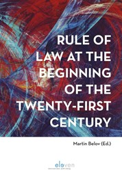 Rule of Law at the Beginning of the Twen