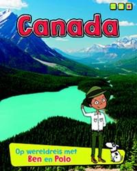 Op wereldreis met Ben en Polo Canada Ganeri, Anita