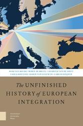 The Unfinished History of European Integ Meurs, Wim van