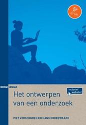 Het ontwerpen van een onderzoek Verschuren, Piet