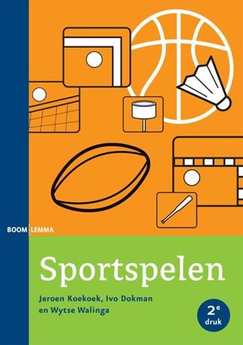 Sportspelen -betekenisvol leren in de onder bouw van het voortgezet onderw Koekoek, Jeroen