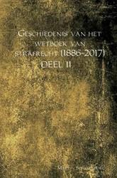 Geschiedenis van het wetboek van strafre -DEEL II Scharenborg, Martin