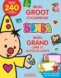 Bumba : groot stickerboek Verhulst, Gert