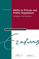 Erasmus Law Lectures Shifts in private a -the example of work-related ri sks Philipsen, Niels
