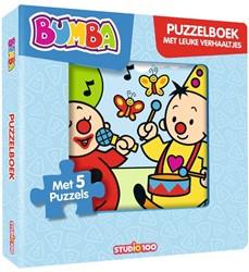 Bumba : puzzelboek met leuke verhaaltjes Verhulst, Gert