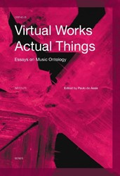 Orpheus Institute Series Virtual Works - -Essays in Music Ontology