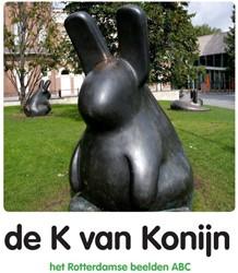 De K van Konijn -het Rotterdamse beelden-ABC Smets, Sandra